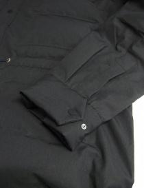 OAMC navy down shirt mens shirts buy online