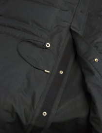 OAMC navy down shirt mens shirts price