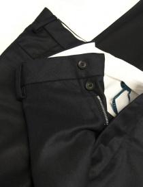 Pantalone OAMC blu navy in lana