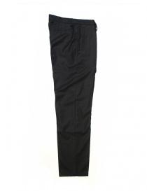 Pantalone OAMC blu navy in lana prezzo