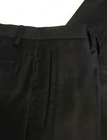 Pantalone OAMC colore navy pantaloni uomo acquista online