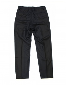 OAMC navy blue wool trousers mens trousers price