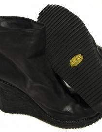 Stivaletto Guidi 6006V in pelle nera prezzo