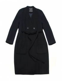 Womens coats online: Fadthree coat black navy color