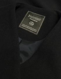 Fadthree coat black navy color price