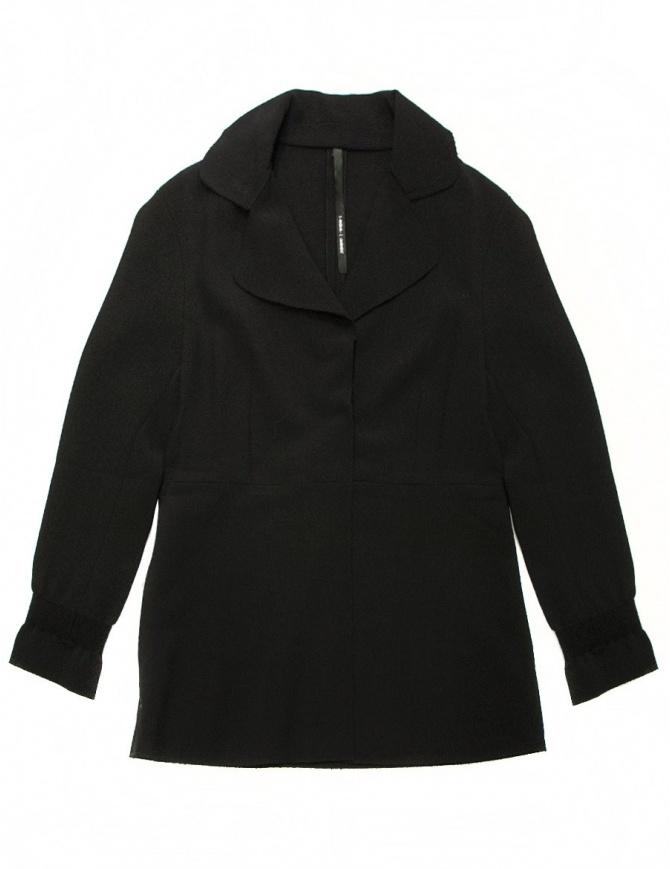 Sara Lanzi black jacket 01B.VWE.09 BLK womens suit jackets online shopping