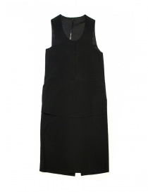 Sara Lanzi black dress 02B-VWE-09-B
