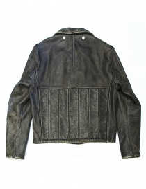 Golden Goose chiodo leather jacket