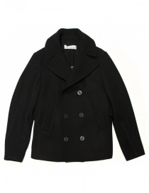 Golden Goose Ian black coat online