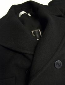 Cappotto Golden Goose Ian colore nero prezzo