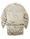 Fadthree padded jacket cream color shop online womens jackets