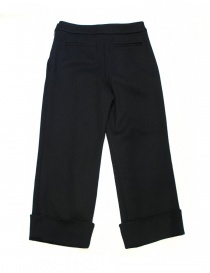 Fadthree black navy trousers