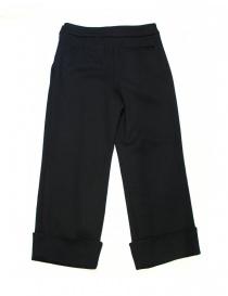 Pantalone Fadthree colore nero navy acquista online