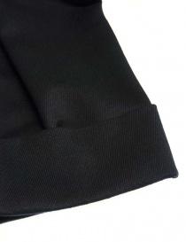Pantalone Fadthree colore nero navy pantaloni donna acquista online