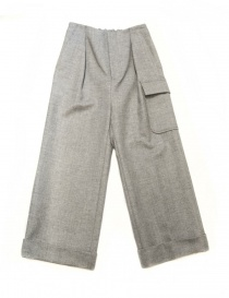 Fadthree light grey trousers online