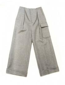 Pantalone Fadthree colore grigio chiaro 14FDF02-04-3 order online