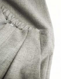 Pantalone Fadthree colore grigio chiaro