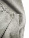 Pantalone Fadthree colore grigio chiaroshop online pantaloni donna