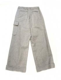 Pantalone Fadthree colore grigio chiaro prezzo