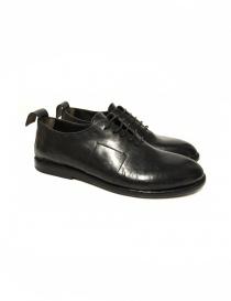 Measponte black leather shoes RI60100-CHRO order online