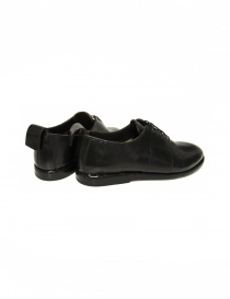 Measponte black leather shoes price