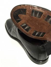 Scarpa Measponte in pelle nera calzature donna acquista online