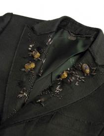 Maurizio Miri jewel black suit jacket price