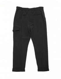 Fadthree charcoal trousers