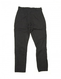 Casey Casey grey pinstriped trousers
