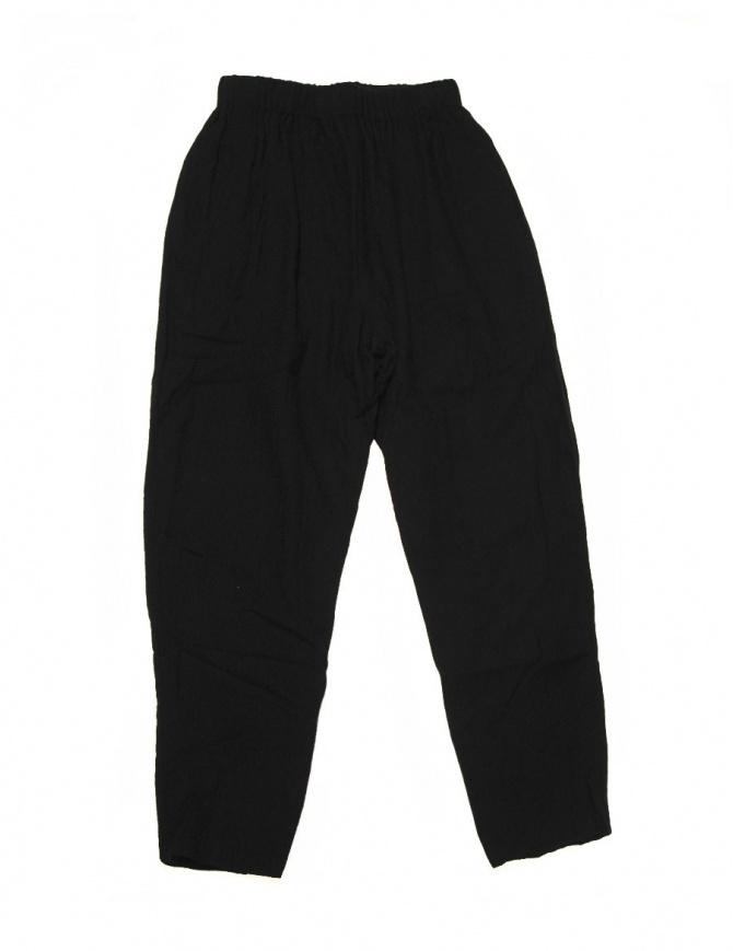 Pantalone Casey Casey colore nero 07HP76-BLK pantaloni uomo online shopping