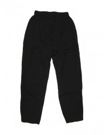 Pantalone Casey Casey nero in lana