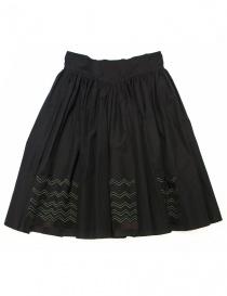 Harikae black skirt online