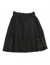 Harikae black skirt