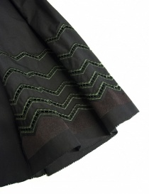 Harikae black skirt price
