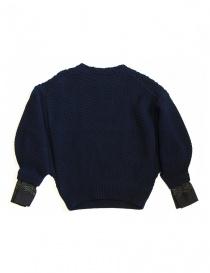 Harikae navy sweater