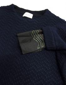 Harikae navy sweater price