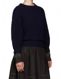Harikae navy sweater womens knitwear buy online