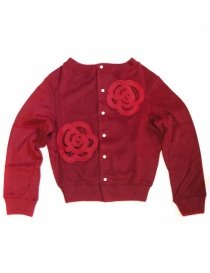 Miyao red cardigan online