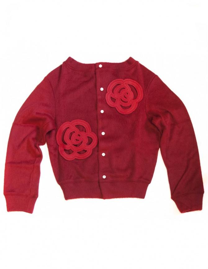 Cardigan rosso Miyao ML-B-05 RED cardigan donna online shopping
