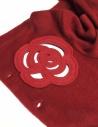 Cardigan rosso Miyao ML-B-05 RED prezzo