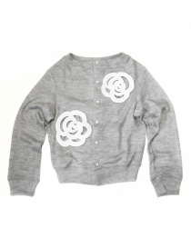 Miyao grey cardigan ML-B-05-GRAY