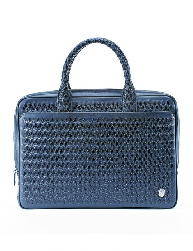 Borsa da lavoro Tardini in pelle di alligatore A6T257-31-06 borse online shopping