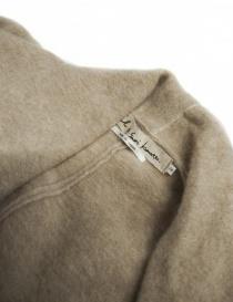 IL by Saori Komatsu beige long cardigan price