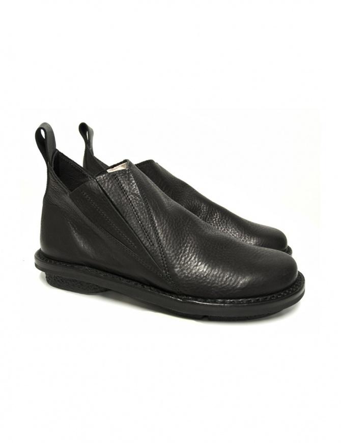 Trippen Kinky shoes KINKY-BLK womens shoes online shopping