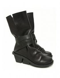 Trippen Concept boots CONCEPT-BLK order online
