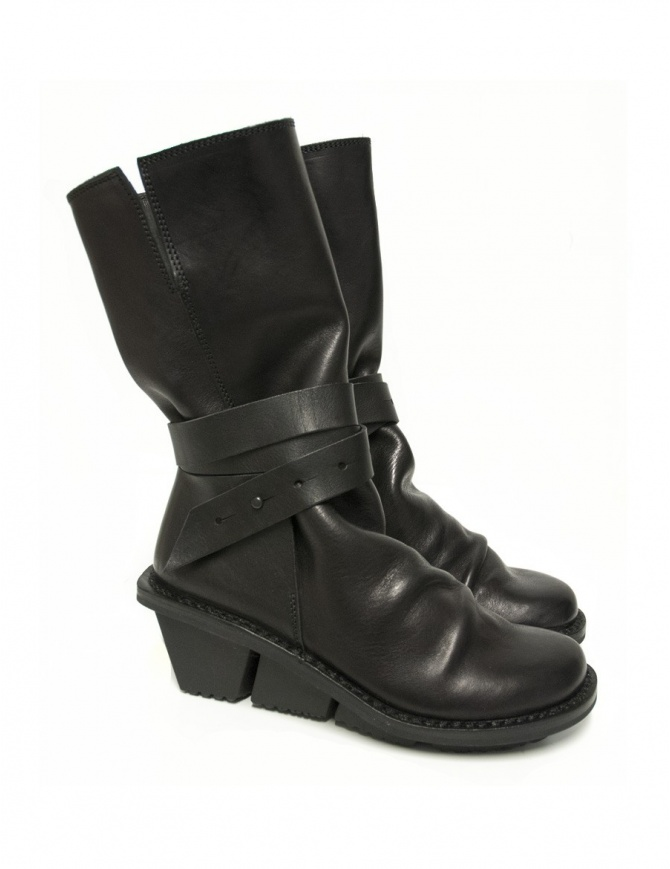 Trippen Concept boots CONCEPT BLK womens shoes online shopping