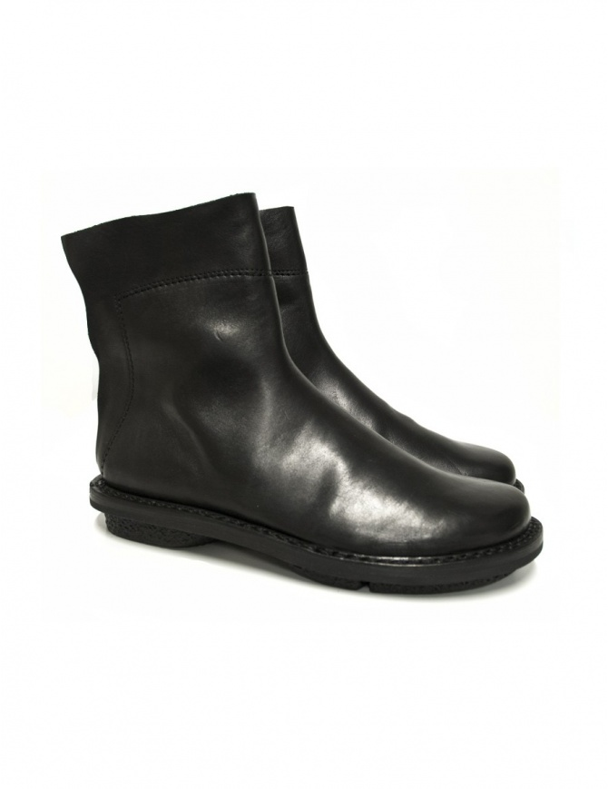 Trippen One ankle boots ONE-BLK womens shoes online shopping