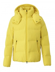 Piumino Anchor AllTerrain by Descente colore giallo online