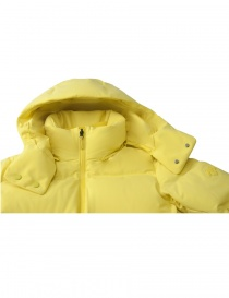 Piumino Anchor AllTerrain by Descente colore giallo