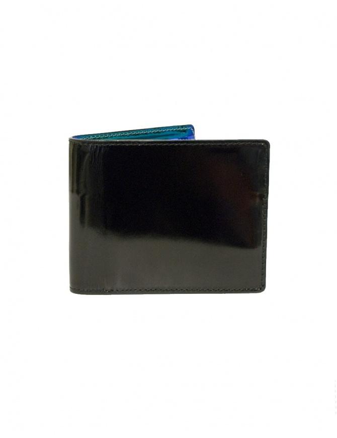 Portafoglio nero Yuima Nakazato 16A08001 M GREEN portafogli online shopping